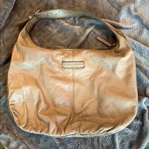 Liebeskind Berlin Leather Hobo Shoulder Bag Purse